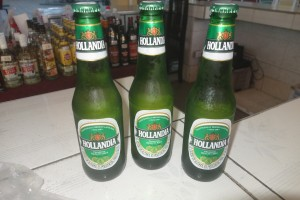 Hollands bier in Cuba