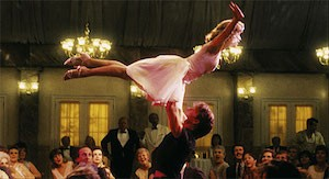 In de film dirty dancing wordt de mambo gedanst