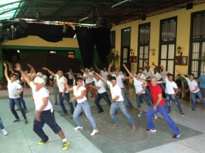Dansschool in Havana Salsa Express